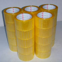 Adhesive Tape (BOPP Film and Water-based Acrylic)