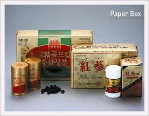 Wholesale korean red ginseng: Korean Red Ginseng Extract Gold Capsule
