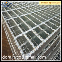 Sell steel pedestrian walkway grating/foor grating