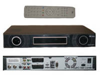 Plus VU Duo Vu Solo HD Twin Linux Satellite Receiver,PVR,HD