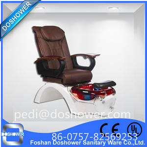 Wholesale manicure: Manicure Pedicure China of Remote Control Pedicure Massage Spa Chairs