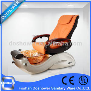 Wholesale Other Manicure & Pedicure Supplies: DS-S17 Hot Sale with Shine Base Beautiful Looking Massage Pedicure Luxury Spa Chair