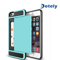 Phone Case Wallet Card Pocket Mobile Phone Accessories Case Skin Shell