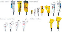 Sell Hydraulic Breaker/hammer/rock breaker