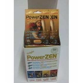Wholesale Drugs: Triple PowerZEN Gold 1200mg Sex Enhancement Capsules
