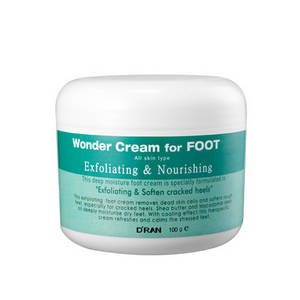 Wholesale natural crack: Korean Cosmetics Skincare / D'RAN / Wonder Cream for FOOT Exfoliating & Nourishing