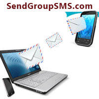 Wholesale Internet Service: PC To Mobile Text Broadcasting Tool