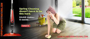 Wholesale mop cleaner: HAAN Home/Household Appliances: Steam Surface Cleaners and Mops
