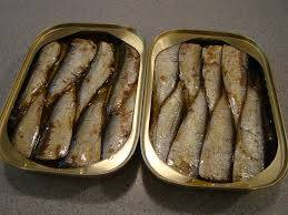 Wholesale canned vegetable: Canned Sardine in Vegetable Oil