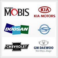 Automobile Spare Parts for Korea Made Vehicles