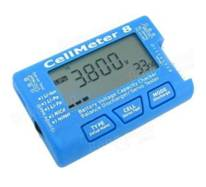 Wholesale Battery Testers: CELLMETER-8 Batery Tester LiPo LiFe Li-ion NiMH Battery Checker Controller