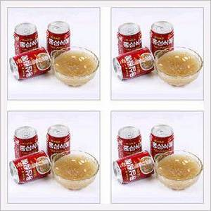 Wholesale punch: Canned Korean Red Ginseng and Rice Punch