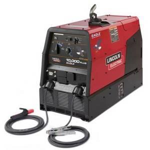 Wholesale gasoline: Lincoln Electric Eagle 10,000 Plus Arc/Stick Welder and Generator