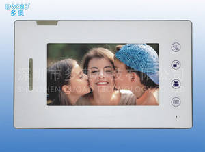 Wholesale intercom system: DUOAO Villa Door Tcp/IP Network Digital Wirless Camera Visual Intercom System
