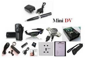 Wholesale digital video recorder: Mini DVR Mini DV Series for Digital Video Recorder Spycam