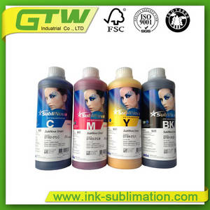 Wholesale Printing Inks: Korea InkTec  Sublimation Ink 4 Color with Great Quality for Inkjet Printer