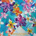 Sell Flower printed swimwear fabric