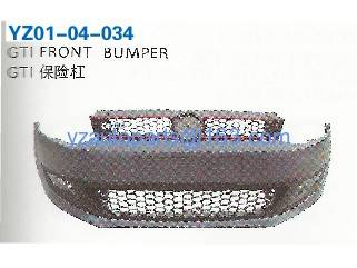 Sell front bumper for POLO GTI
