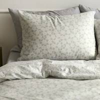 Sell Bedding set (cotton) - 02 Snow flower