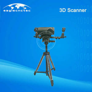 Wholesale support 3D: Industrial 3D Scanner Support Geomagic Software for CNC Router