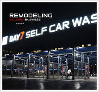 Self Service Car Wash Remodeling