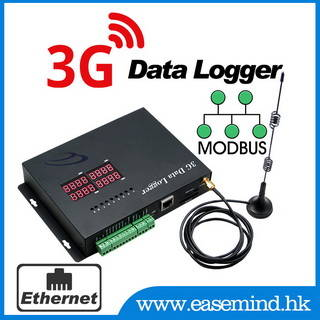 pc stations: Sell Modbus Meter 3G Data Collector rh sensor ethernet