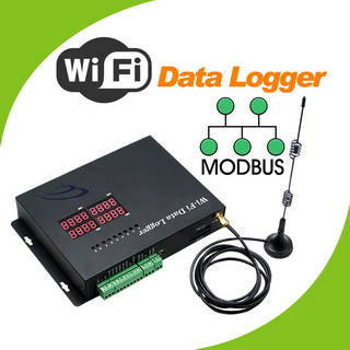 transmission chain: Sell Modbus Wi-Fi thermostat Data Logger
