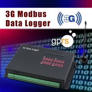 Wholesale security system: 3G Modbus Meter Monitoring System Gprs Data Logger