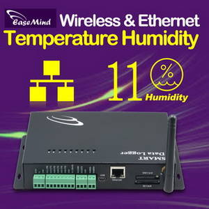 Wholesale transmission: Temperature Humidity GPRS Ethernet Data Logger