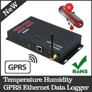 power transmission tower: Sell Temperature Humidity GPRS Ethernet Data Logger