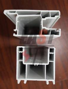 Wholesale sash: Sliding 92mm Window Frame, Window Sash, Sliding Two Track Series, Upvc Profille, PVC Profile