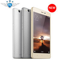"Sell  Xiaomi Redmi 3 4G LTE Cell Phone Snapdragon 616 Octa Core 5.0"" 1280x720"