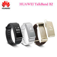 HUAWEI TalkBand B2 Bluetooth Smart Bracelet Fitness Wearable Health Sports for Smart Cellphone
