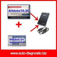 Sell Alldata 10.40  2011+ Mitchell On demand 5.8 V2011