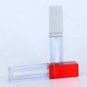 Wholesale Lip Gloss: Transparent Lip Gloss Tube