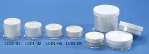 Wholesale makeup: Cosmetic Jar