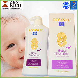 Wholesale baby oil: Natural Honey and Lavender Oil Baby Shampoo in Hair Shampoo