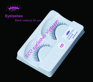 Wholesale hand made: False Eyelash 122