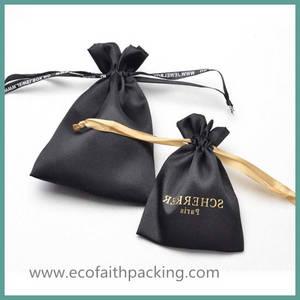 Wholesale flexographic printing machine: Satin Jewelry Bag Satin Jewelry Pouch Bag Wedding Favor
