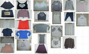 Wholesale tape: T-Shirts