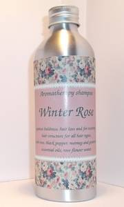Wholesale hair loss: Against Hair Loss and Balding Aromatherapy Shampoo Winter Rose