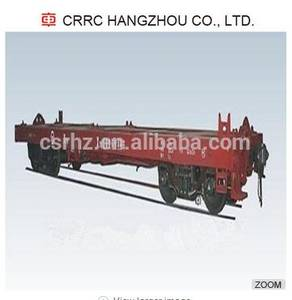 Wholesale transport freight solutions: High Quality Best Price CRRC Haznghou NK70 Joint Use Railway Freight Flat Wagon