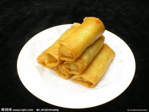 Wholesale fresh cabbage: Frozen Spring Roll
