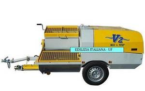 Wholesale engine: Rendering Machine / Pompa Intonacatrice / Egaline Spuitpomp