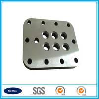 Machining Sealing Plate Part