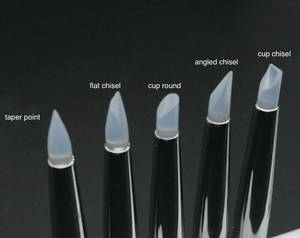 Wholesale manicure: Eeesa 5Pcs Nail Art Silicone Tools Sculpture Pen for Carving Craft Polish Nail Gel Art Manicure Tool