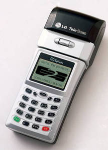 Wholesale handheld mobile thermal printer: Wireless GSM CDMA POS Terminal,EDC,Payment Device