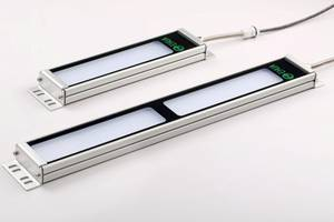 Wholesale led lighting: Slim Thin Panel Lathe CNC Lamp, Machine Tool Light LED Work Light, Tube Linear Lighting