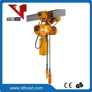 Wholesale Hoists: Lifting Equipment Electric Chain Hoist Construction Crane