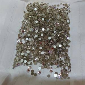 Wholesale element: Austrian Hot Fix Rhinestone/ Crystal Stone/ Strass/ Diamante Swarovski Element 2038 Clear SS16/ SS20